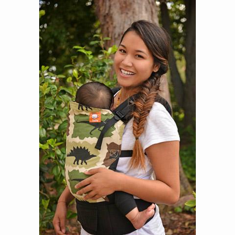 Tula TODDLER Ergonomic Carrier -Dino - Bellas Little Ones 50333371a7f