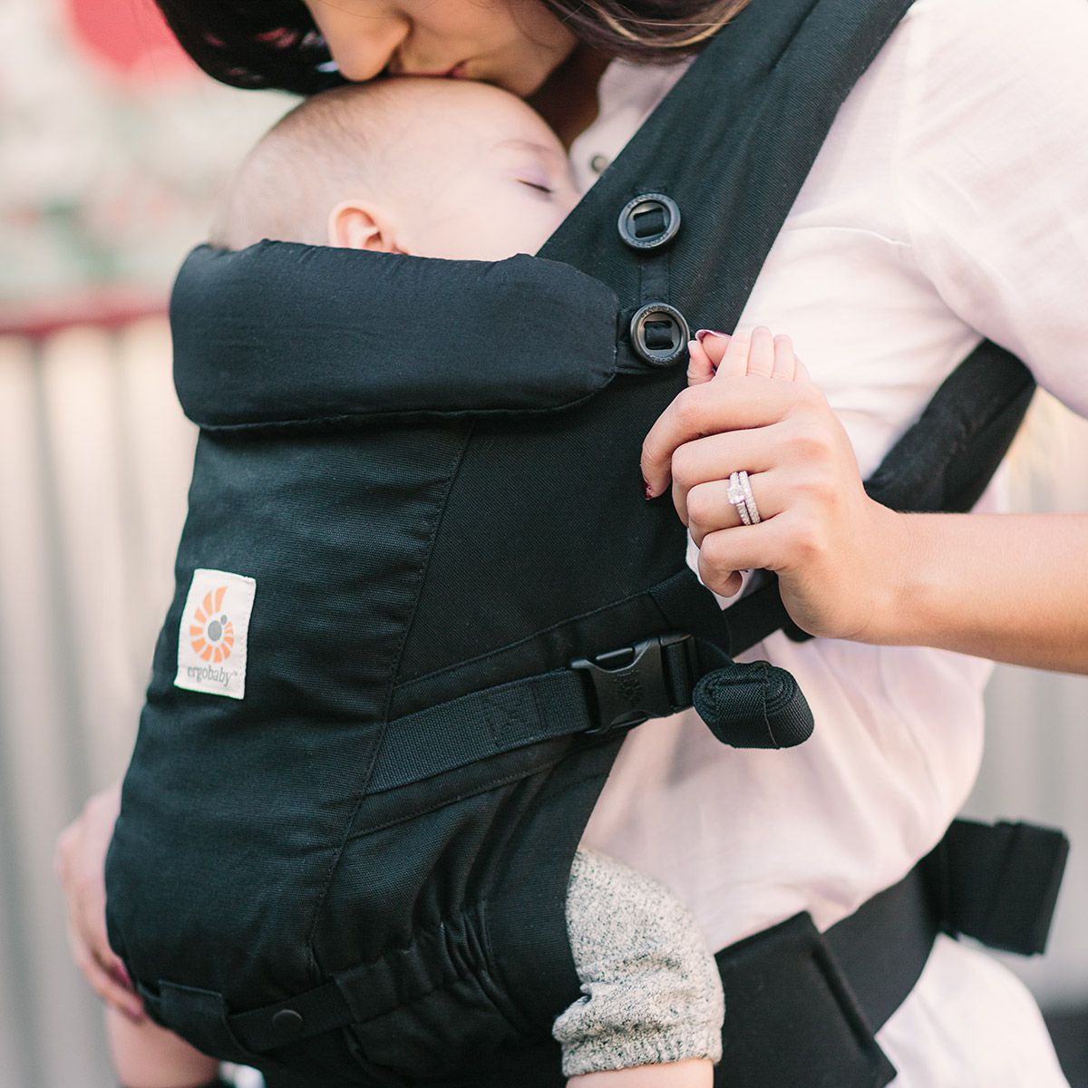 4ee14466528 Ergobaby 3 Position Carrier – Adapt Black. Availability  Out of stock. prev