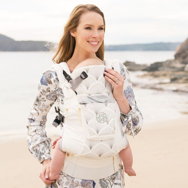 15757a5c61c LILLEbaby COMPLETE - Luxe Embossed -Brilliance (Soft   Breathable ...