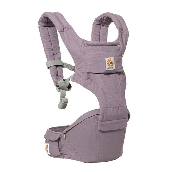 1a8e1d1be6c Ergobaby Hip Seat  Carrier (6 in 1 ) - Mauve - Bellas Little Ones