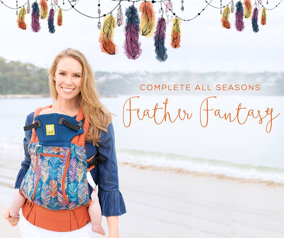 Lillebaby Complete All Seasons Feather Fantasy Bellas