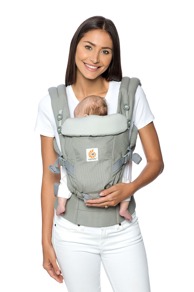 eb65bbb7e8c No Infant Insert Required  The Ergobaby Adapt Carrier delivers the same  ergonomics for baby and parent Ergobaby is renowned for