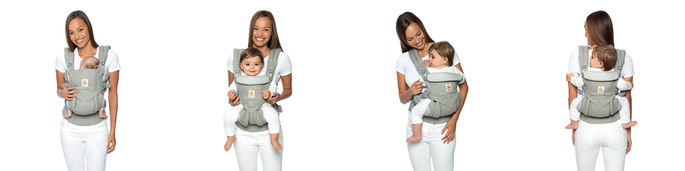 92f04aae89e Ergobaby Accessories Ideal for the Omni Carrier  Ergobaby teething pads are  designed to cushion and protect the shoulder straps of your carrier whilst  your ...