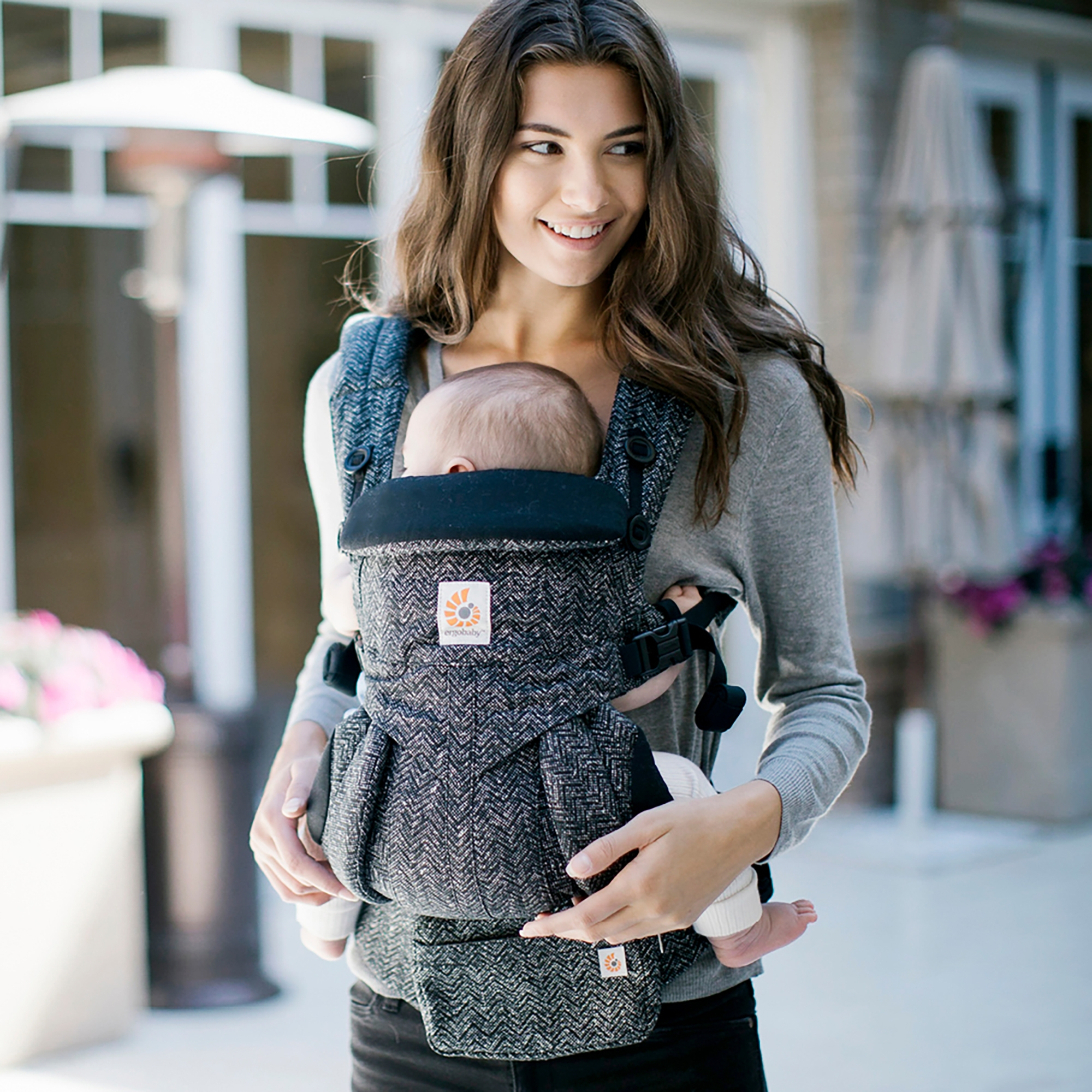 d3263c58194 ... Baby Carriers   Ergobaby Omni 360 Carrier-Herringbone (Free Shipping).  Previous