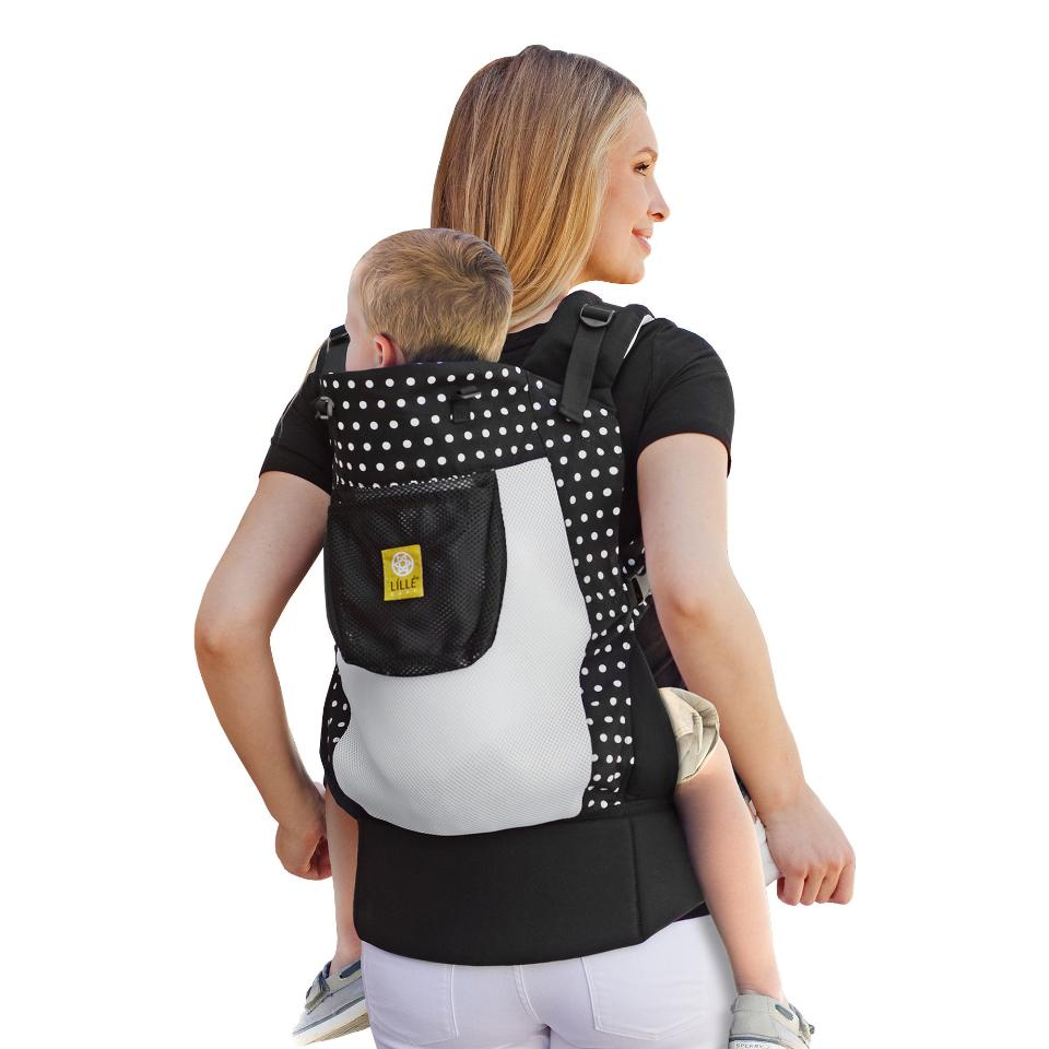 Lillebaby Toddler Carryon Airflow Spot On 3d Cool Air