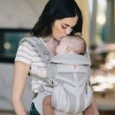 Ergobaby Omni 360 -Cool Air Mesh-Pearl Grey- PRE-ORDER (Free Shipping)