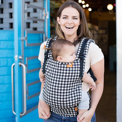 Tula TODDLER Ergonomic Carrier -Picnic (11kg to approx  4 yrs  )