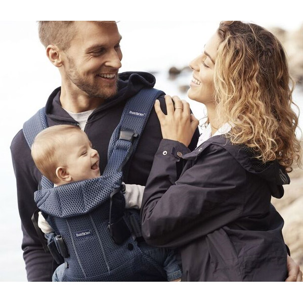92f2d01e5b2 BABYBJÖRN Baby Carrier One Air- New Version-Free Shipping -Navy 3D ...