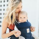 Ergobaby Omni 360 Carrier-Navy Mini Dots (Free Shipping)