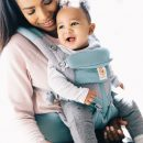 Ergobaby Omni 360-Cool Air Mesh-Icy Mint (Free Shipping)