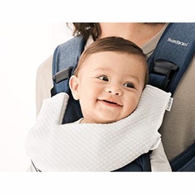 f2c3d9a038b ... Carrier Accessories   BABYBJÖRN Teething Bib for Babybjorn One 2018.  Previous