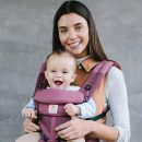 Ergobaby Omni 360-Cool Air Mesh- Plum (Free Shipping)