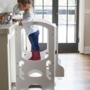 Little Partners – Learning Tower – White  (18 mths to 6 Years)